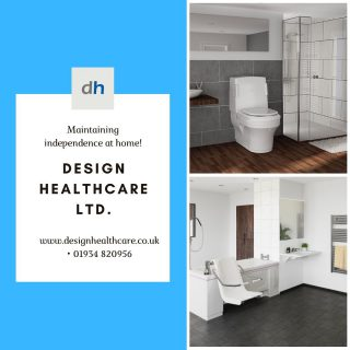 Design Healthcare can transform your 🚽 to an accessible wet room and adapted showering to suit your needs.   To find out more and contact us, just head to our link in bio 😊  #assistedliving  #assistedbathing  #wetroom  #healthcare #disabledcomfort